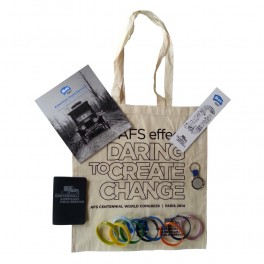 AFS Centennial Goodies batch